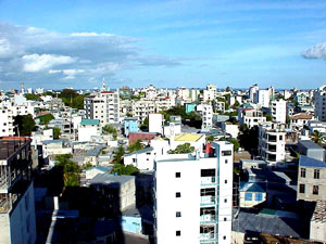 Click here to see the slide show of Male'