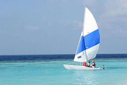 Catamaran Sailing In Maldives – A spectacular sailing experience!